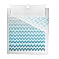 Perfectchevron Duvet Cover (twin Size) by CraftyLittleNodes