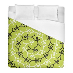 Spiral Icon Duvet Cover Single Side (twin Size) by thisisnotme