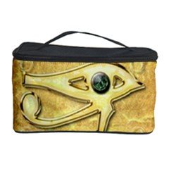 The All Seeing Eye With Eye Made Of Diamond Cosmetic Storage Cases by FantasyWorld7