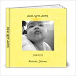 HSU,YEN-LANG  by2015 - 6x6 Photo Book (20 pages)