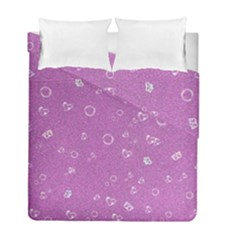 Sweetie,pink Duvet Cover (twin Size) by MoreColorsinLife