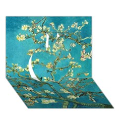 Blossoming Almond Tree Apple 3d Greeting Card (7x5)