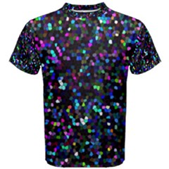 Glitter 1 Men s Cotton Tees by MedusArt