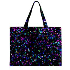 Glitter 1 Tiny Tote Bags by MedusArt