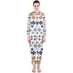 Anita Dina Hooded Jumpsuit (ladies)  by CircusValleyMall