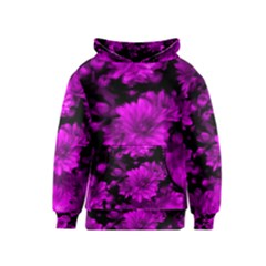 Phenomenal Blossoms Hot  Pink Kid s Pullover Hoodies