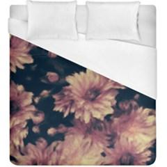Phenomenal Blossoms Soft Duvet Cover Single Side (KingSize)