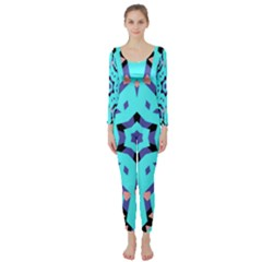 Benny Guttorm Long Sleeve Catsuit by CircusValleyMall