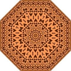 Tribal Print Hippie Pattern  Folding Umbrellas by CraftyLittleNodes