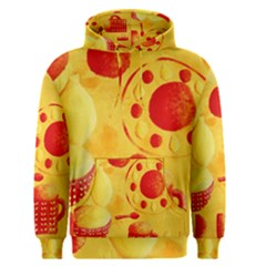 Lemons And Oranges With Bowls  Men s Pullover Hoodies by julienicholls