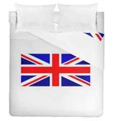 Brit1 Duvet Cover (Full/Queen Size) by ItsBritish