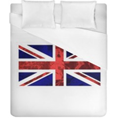 Brit9 Duvet Cover Single Side (double Size) by ItsBritish