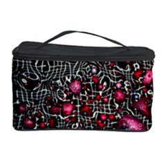 Sci Fi Fantasy Cosmos Red  Cosmetic Storage Cases by ImpressiveMoments