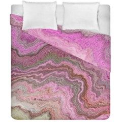 Keep Calm Pink Duvet Cover (double Size) by ImpressiveMoments