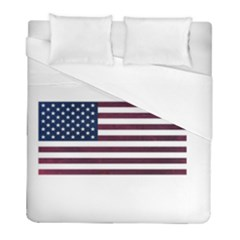 Usa4 Duvet Cover Single Side (Twin Size) by ILoveAmerica
