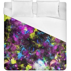 Colour Splash G264 Duvet Cover Single Side (kingsize) by MedusArt