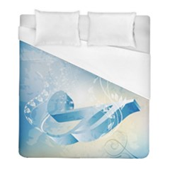 Music Duvet Cover Single Side (twin Size) by FantasyWorld7