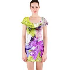 Short Sleeve Bodycon Dress
