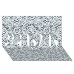Bridal Lace #1 Dad 3d Greeting Card (8x4)