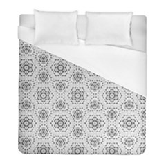 Bridal Lace 2 Duvet Cover Single Side (twin Size) by MoreColorsinLife