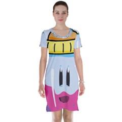 Short Sleeve Nightdress by stoner