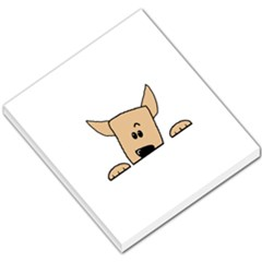 Peeping Chihuahua Small Memo Pads by TailWags