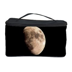 Half Moon Cosmetic Storage Cases by timelessartoncanvas