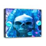 Skull Worship Deluxe Canvas 16  x 12