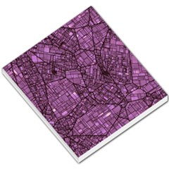 Fantasy City Maps 4 Small Memo Pads by MoreColorsinLife