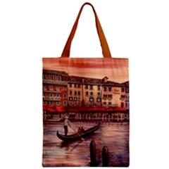 Venice Classic Tote Bag by ArtByThree