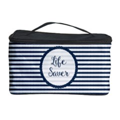 Life Saver Cosmetic Storage Case by typewriter