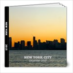 New York 2015 - 8x8 Photo Book (20 pages)