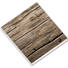 Weathered Wood Small Memo Pads by trendistuff