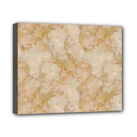 Tan Marble Canvas 10  X 8  by trendistuff