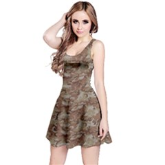 CAMO DESERT Reversible Sleeveless Dresses by trendistuff