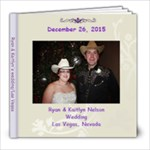 Las Vegas/wedding39pg - 8x8 Photo Book (20 pages)