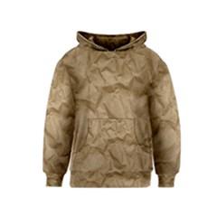BROWN PAPER Kid s Pullover Hoodies by trendistuff