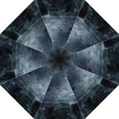 Black Splatter Hook Handle Umbrellas (medium) by trendistuff