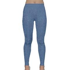DENIM Yoga Leggings by trendistuff