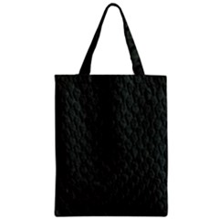 Dark Green Scales Classic Tote Bags by trendistuff