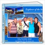 christmas cruise 2015 - 12x12 Photo Book (20 pages)