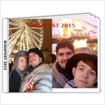 Budapest 2015 - 7x5 Photo Book (20 pages)