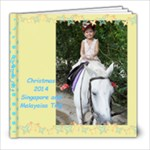 Dec 2014 Sinagpore - 8x8 Photo Book (20 pages)