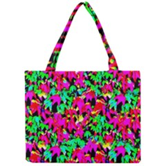 Colorful Leaves Tiny Tote Bags by Costasonlineshop