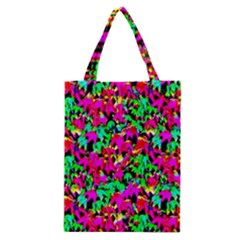 Colorful Leaves Classic Tote Bags by Costasonlineshop