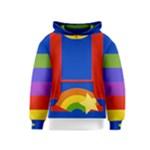 Rainbow Kid s Pullover Hoodie