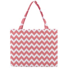 Chevron Pattern Gifts Tiny Tote Bags by creativemom
