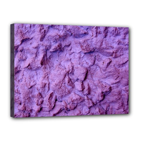 Purple Wall Background Canvas 16  X 12  by Costasonlineshop