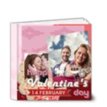 valentine s - 4x4 Deluxe Photo Book (20 pages)