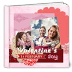 valentine s - 8x8 Deluxe Photo Book (20 pages)
